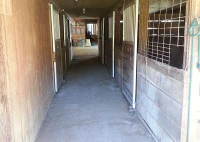 Row 2 Stalls